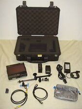 "MARSHALL V-LCD70XP-HDMI 7"" HIGH RESOLUTION VIDEO FIELD MONITOR KIT W PELICAN CAS"