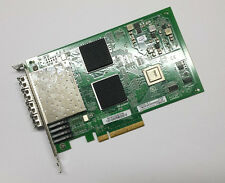 Qlogic QLE2564 Quad Port FC HBA 8GB SFP+ Gebraucht QLE 2562 SUN DELL IBM