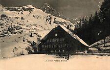 Schweiz, Chalet Suisse, um 1900/10