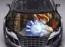 Anime Full Color Graphics Adhesive Vinyl Sticker Fit any Car Bonnet #088