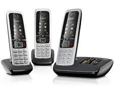 Siemens Gigaset C430 A Trio schnurloses Telefon mit Anrufbeantworter