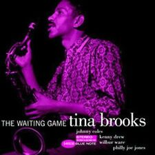 The Waiting Game - Tina Brooks (CD, 2002, Blue Note) Connoisseur Series OOP