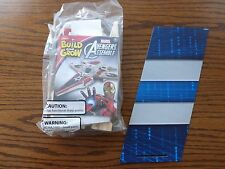 Lowes Build and Grow Avengers Iron Man Avenjet Kit & Display Board Only 2015