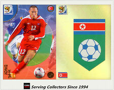 2010 Panini South Africa World Cup Soccer Cards Team Set Korea DPR (2)