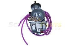 PWK38 Carburetor Carb 38mm Part For 250cc 500cc Honda CR250 CR500 Dirt Pit Bikes