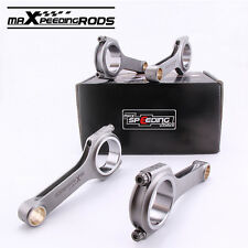 Connecting Rod for Mitsubishi 4G63 Eclipse Lancer EVO 4 5 6 7 8 9 Con Rods Max