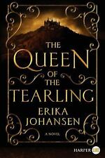 The Queen of the Tearling LP: A Novel (Queen of the Tearling, The)