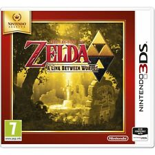 The Legend Of Zelda A Link Between Worlds 3DS Game (Selects) Brand New