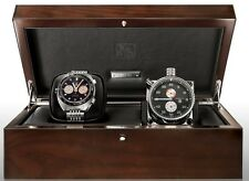 TAG HEUER AUTAVIA 70th ANNIVERSARY LIMITED EDITION FULL SET COFFRET NEW & 1 YW!!