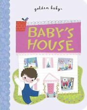 Baby's House by Gelolo McHugh c2012, NEW Board Book, We Combine Shipping