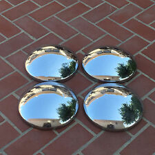 "1956 Dodge Truck Hub Caps Set of (4) 10 "" Dog Dish Bowl Used  Reproductions"