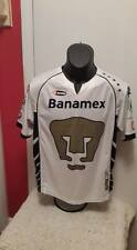 Lotto Pumas FMF Mexico Soccer League Jersey  NWT ( S  ) 100% POLYESTER