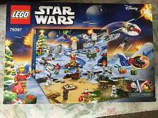 LEGO 2015 STAR WARS ADVENT CALENDAR 75097. MIB