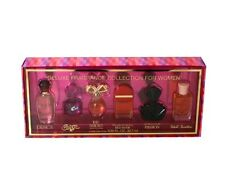 Deluxe Women Fragrance Collection MINI set Elizabeth Taylor Curve Crush