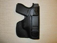 GLOCK 42, GLOCK 43, Ruger lc9,Kahr pm9 and more,IWB & POCKET holster, right hand