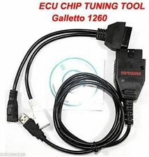 Diagnosis GALLETTO 1260 ECU Chip Tuning Tool EOBD OBD2 OBDII Flasher Diagnostic