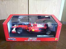 Ferrari F10 Hot Wheels F1 1/18 Escala F. Alonso [Bahrein GP 2010]