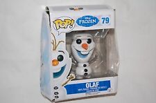 Funko Pop 79 Disney Frozen Olaf Vinyl Figure Damaged Box Pop! Olaf Figure Toy