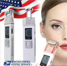 USA Microcurrent Anti aging/wrinkles Facial Massager Skin Spa Salon Device +