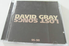 David Gray - Lost Songs 95-98 (CD Album 2000) Used Very Good