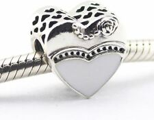 SPECIAL DAY - WEDDING .925 Sterling Silver European Charm Bead - HR10