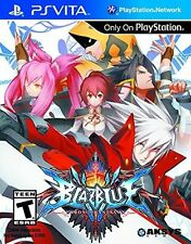 NEW BlazBlue: Chrono Phantasma (PlayStation Vita, 2014)
