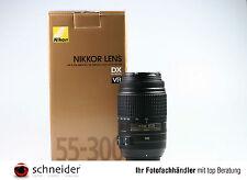 Nikon AF-S Nikkor 55-300mm f/4,5-5,6 G ED