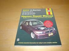 Haynes BMW 3 SERIES E90 E91 E92 E93 COUPE CONVERTIBLE xi Owners Handbook Manual