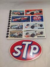 STP Motor Oil - How to use Your Computer-Pak BOOK and Sticker, 1966, RARE