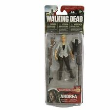 McFarlane Toys The Walking Dead TV Series 4 Andrea Action Figure