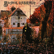Black Sabbath SELF TITLED Debut Album 180g RHINO RECORDS New Sealed Vinyl LP