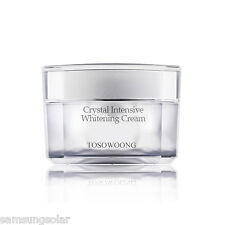 [TOSOWOONG] Crystal Intensive Whitening Cream 50g Lightening Cream Moisture