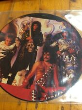 """Queen - It's A Hard Life, 12"""" Vinyl Picture Disk, Very Good Condition"""