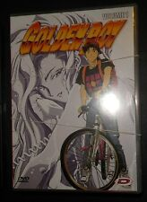 GOLDEN BOY ANIME  - 2 DVD  VOLUME 1 e 2  - COME NUOVI