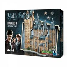 Harry Potter Hogwarts Astronomy Tower 3D Jigsaw 850 Pieces Brand New