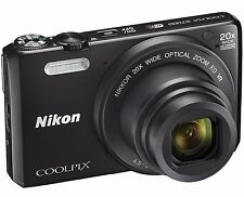 ✔ Nikon Coolpix S7000 16MP 1080p Wi-Fi Digital Camera w/20X Optical Zoom ✔