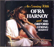 Ofra HARNOY SCHUBERT Quintet BOCCHERINI Cello Sonata CASALS Song of the Birds CD