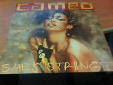 LP CAMEO SHE'S STRANGE CAT. CASABLANCA REC. ‎814 98 NM/M HOLLAND PS 1984 GDL