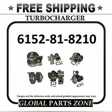 NEW TURBO for KOMATSU 6152-81-8210 PC400-3; PC400LC-5 S6D125-1T; FREE DELIVERY!!