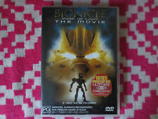 Bionicle Mask of Light The Movie DVD R4