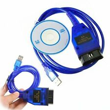 USB KKL VAG-COM 409.1 Cable For OBDII OBD2 Car Diagnostic Scan Scanner Auto XI