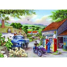 The House Of Puzzles - 500 BIG PIECE JIGSAW PUZZLE - Topping Up Big Pieces