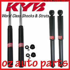 MAZDA RX-2 SEDAN/COUPE 10/1970-12/1978 F & R KYB EXCEL-G SHOCK ABSORBERS