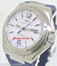 IWC Ingenieur Plastiki Mission Earth Limited Edition IW323608 !