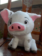 New Disney Moana Wailea Maui pet pig Pua Plush Doll Toy 10''