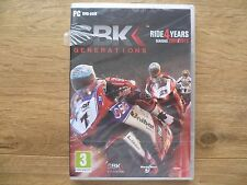 SBK Generations - PC - New & Sealed