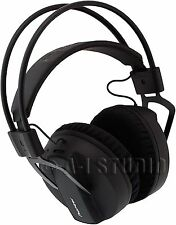 PIONEER HRM-7 PRO/PROFESSIONAL/AUDIO/MUSIC STUDIO MONITOR ON-EAR DJ HEADPHONES