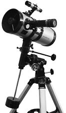 Seben Zoom Reflector Telescope 1000-114 Star Sheriff Big Pack KT4
