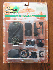 "Ultimate Soldier 1/6 12"" US Navy Seal Accessories Set  New on Sealed Card"