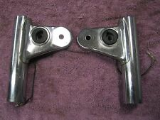 Kawasaki KZ750 Twin Fork Ears Headlight Brackets